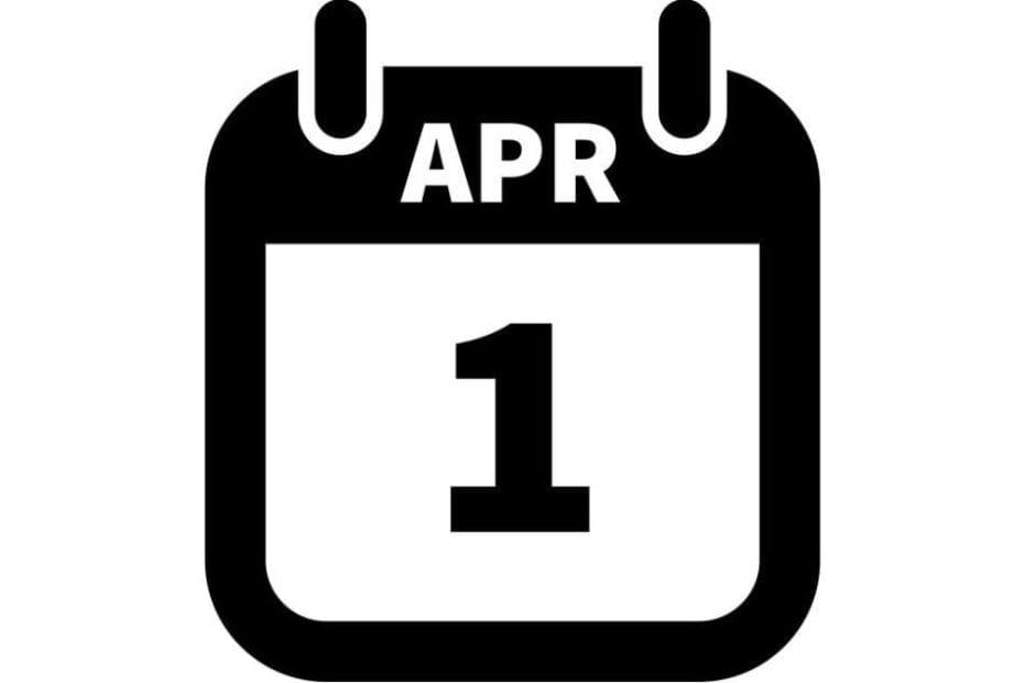 April april skämt